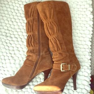 MICHAEL Michael Kors Suede Boots